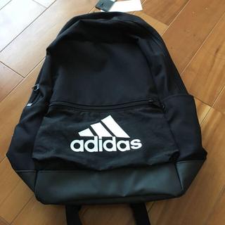 adidas - アディダスリュック ブラック