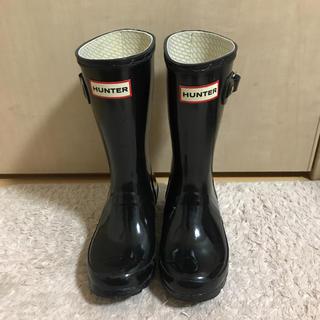 HUNTER - ハンター キッズ長靴 18cm