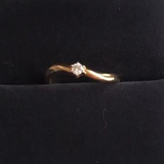 ヴァンドームアオヤマ(Vendome Aoyama)のヴァンドーム リング ダイヤモンドK18 (リング(指輪))
