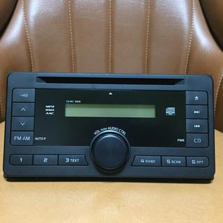 トヨタ(トヨタ)のトヨタ CDチューナー cn-w61(カーナビ/カーテレビ)