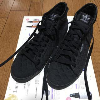 アディダス(adidas)のアディダス キルティング スニーカー  25センチ(スニーカー)