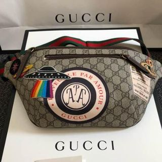 Gucci - gucci ショルダーバッグ ウエストポーチ