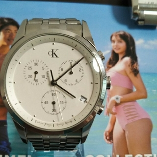 Calvin Klein - 腕時計(Calvin Klein)男性用 Swiss Made