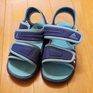 adidas - 男児用サンダル