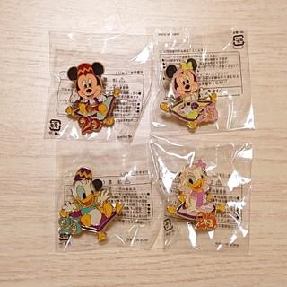 Disney - 新品・未開封  ディズニー ピンバッチ