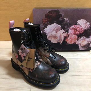 Dr.Martens - 【超限定!完売品】Dr.Martens × NEW ORDER 8ホール
