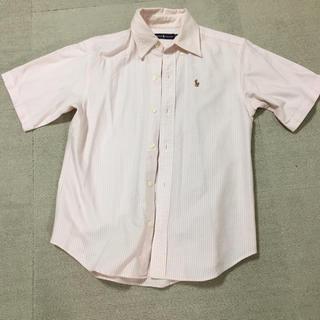 ラルフローレン(Ralph Lauren)のラルフローレン シャツ ストライプ(Tシャツ/カットソー)