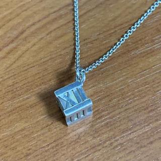 ティファニー(Tiffany & Co.)のティファニー アトラス シルバー ネックレス(ネックレス)