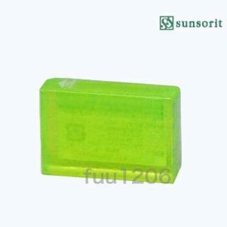 新品 スキンピールバー 1個 AHA サンソリット 緑