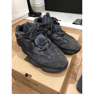 adidas - yeezy boost 500 black イージーブースト 黒 ブラック