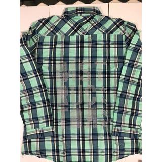 ズンバ(Zumba)のZUMBA   人気長袖チェックシャツ(トレーニング用品)