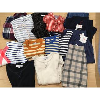 ユニクロ(UNIQLO)のUNIQLO 洋服14点セット(セット/コーデ)
