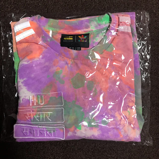アディダス(adidas)のadidas HU HOLI TEE(Tシャツ/カットソー(半袖/袖なし))