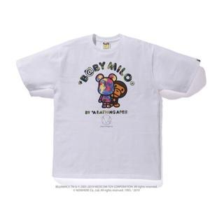 アベイシングエイプ(A BATHING APE)のA BATHING APE MIKA NINAGAWA Tシャツ 蜷川 実花 (Tシャツ/カットソー(半袖/袖なし))