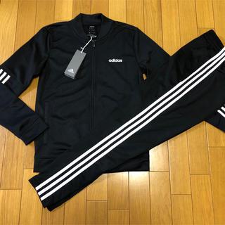 adidas - 新品 adidas ジャージ上下セット Mサイズ ブラック