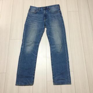 GU - GU レギュラージーンズ