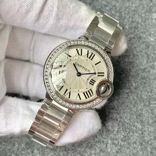 Cartier - Cartier カルティエレディースクオーツ腕時計