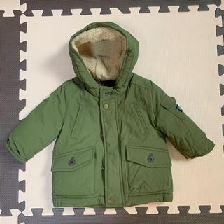 ベビーギャップ(babyGAP)のbabygap  コート モッズコート 80サイズ(ジャケット/コート)