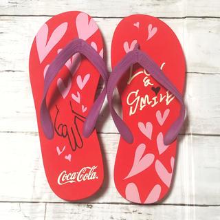 コカ・コーラ - ビーチサンダル(コカ・コーラ非売品)