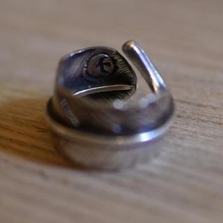 ゴローズ(goro's)のゴローズ フェザーリング 16号相当(リング(指輪))
