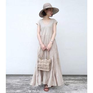 IENA - MARIHA*新品タグ付き草原の虹のドレス