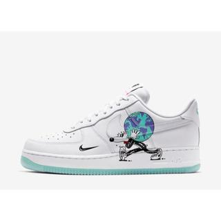 NIKE - 最安 NIKE AIR FORCE 1 EARTH DAY COLLECTION