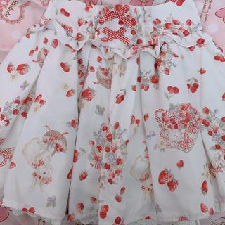 リズリサ(LIZ LISA)のLIZLISA♥スカート(ミニスカート)