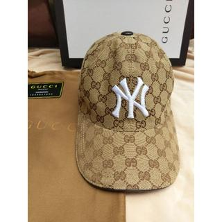 Gucci - gucci キャップ   gucci&NY