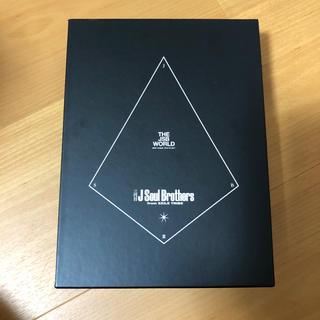 サンダイメジェイソウルブラザーズ(三代目 J Soul Brothers)の三代目JSoulBrothers THEJSBWORLD BEST ALBUM(ミュージック)