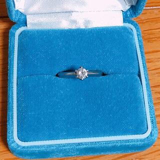 ダイヤモンド 指輪(保証書、鑑定書有り)(リング(指輪))