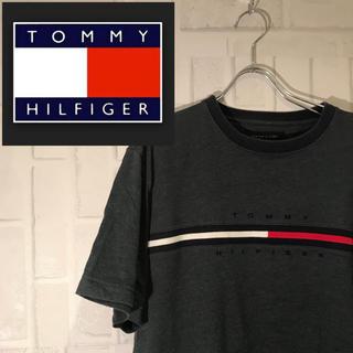 TOMMY HILFIGER - トミーヒルフィガー 半袖Tシャツ サイズM ビックロゴ