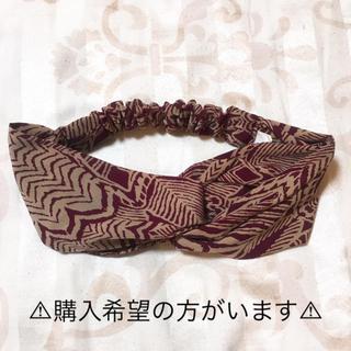 URBAN RESEARCH - アーバンリサーチ☆大人可愛い☆ヘアバンド
