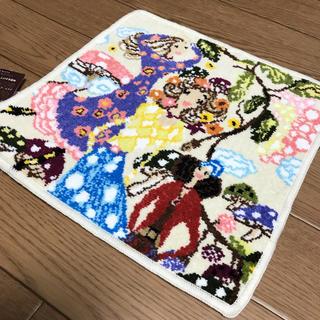 ツモリチサト(TSUMORI CHISATO)のシェニール織ツモリチサトハンカチ(ハンカチ)
