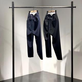 サンシー(SUNSEA)のSUNSEA SNM-BLUE-PANTS size3 black(スラックス)