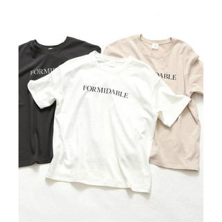 IENA - IENA tシャツ ※色は白です