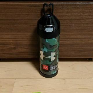 UNDER ARMOUR - UNDER ARMOUR 保冷水筒 470ml  THERMOS 新品未使用