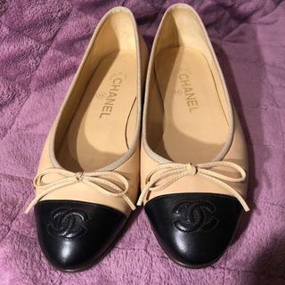 CHANEL - CHANEL シャネル バレエシューズ バレリーナ 靴