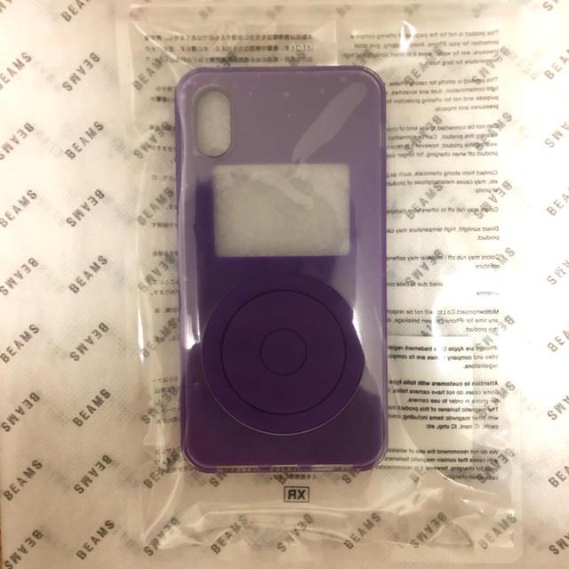 BEAMS(ビームス)のiPhoneケース(XR) スマホ/家電/カメラのスマホアクセサリー(iPhoneケース)の商品写真