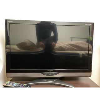 アクオス(AQUOS)のSHARP 液晶カラーテレビ 32型(テレビ)