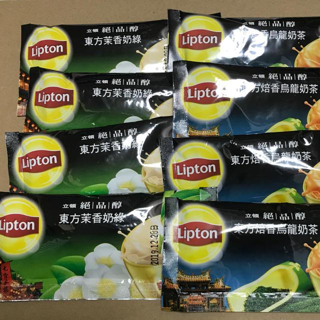 Unilever(ユニリーバ)の台湾リプトン☆ミルクティー 食品/飲料/酒の飲料(茶)の商品写真