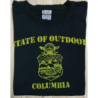 コロンビア(Columbia)のIRAIZA 様専用〖美品/速乾〗Columbia 長袖Tシャツ 黒(Tシャツ/カットソー(七分/長袖))