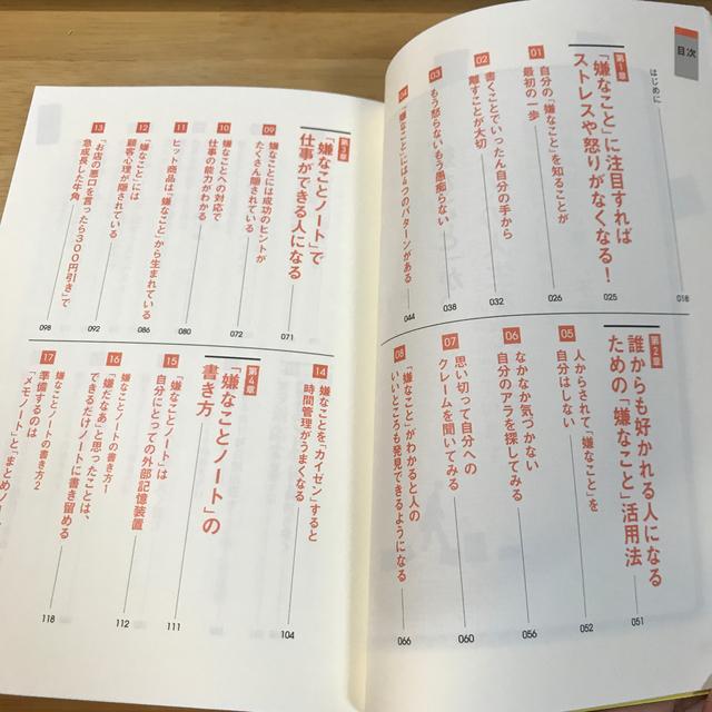書くだけで人生が変わる嫌なことノート エンタメ/ホビーの本(ビジネス/経済)の商品写真