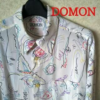 JUNMEN - DOMON (ドモン) シャツ  長袖  メンズ