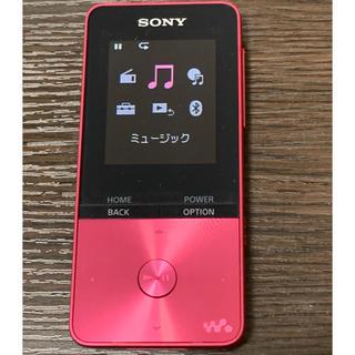 SONY - SONY ソニー ウォークマン NWS315