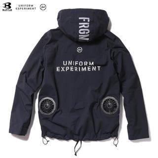 ユニフォームエクスペリメント(uniform experiment)のuniform experiment BURTLE fragment (マウンテンパーカー)