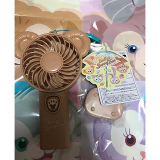 Disney - ダッフィー  サニーファン  扇風機