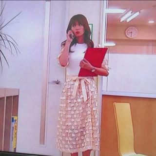 Lily Brown - 【新品】リリーブラウン スパンコール刺繍スカパン