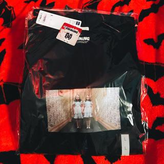 GU - Shining シャイニング Tシャツ