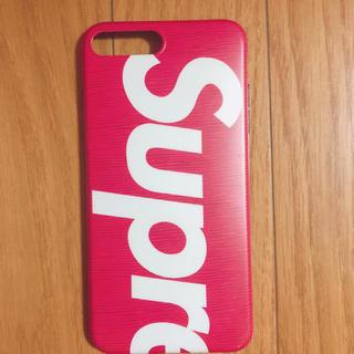 シュプリーム(Supreme)のsupreme iPhoneケース。(その他)