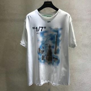 オフホワイト(OFF-WHITE)のTシャツ 半袖 04(Tシャツ(半袖/袖なし))